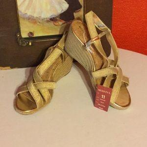 Merona Wedge Sandals